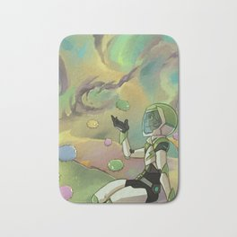 Trash Nebula Bath Mat