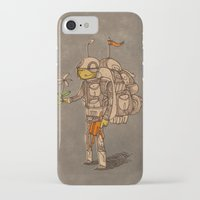 soldier iPhone & iPod Cases featuring Soldier by Pedro Hamdan