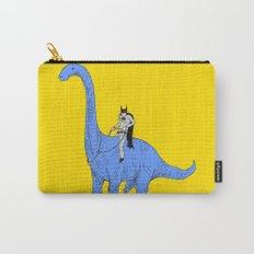 Dinosaur B Carry-All Pouch
