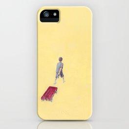 Exploring: Solitude iPhone Case