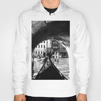venice Hoodies featuring venice by gzm_guvenc
