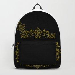 Ornamental Banjo Backpack