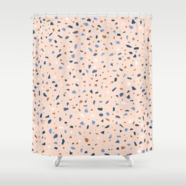 Terrazzo AFE_T2019_S3_11 Shower Curtain