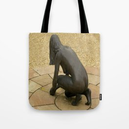 Lady of the Hall Tote Bag