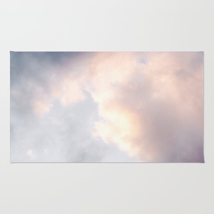 Creamy Clouds Rug