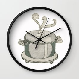 Cooking Wall Clock
