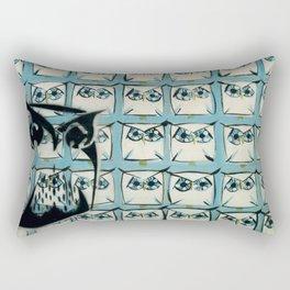 Sea of owls Rectangular Pillow
