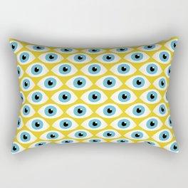 eye open Rectangular Pillow