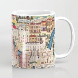 Vilnius, the capital city of Lithuania Coffee Mug