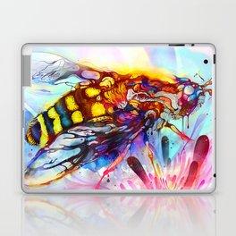 Bee Color-indulged Version Laptop & iPad Skin