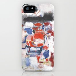Mark Rothko - No 18 - 1946 Artwork for Wall Art, Prints, Posters, Tshirts, Men, Women, Youth iPhone Case