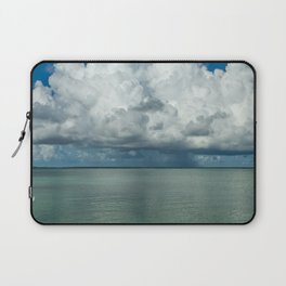 Heavy clouds Laptop Sleeve