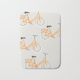 Bicycles Bath Mat
