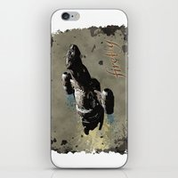 firefly iPhone & iPod Skins featuring Firefly by Ralf Crawford