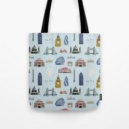 All of London's Landmarks  Tote Bag