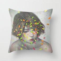 Colours 02 Throw Pillow