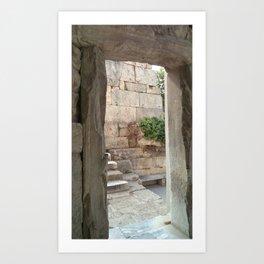 Athens/ history /heritage Art Print