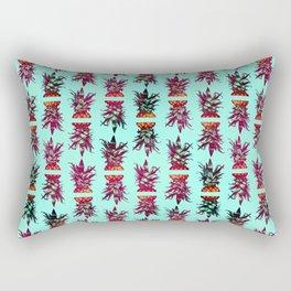 Pineapple Pattern Rectangular Pillow