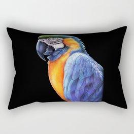 Macaw 2 Rectangular Pillow