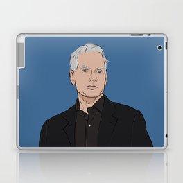 NCIS Gibbs Laptop & iPad Skin