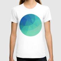 mosaic T-shirts featuring Mosaic by Talip Memis