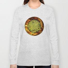 Pasta + Beans Long Sleeve T-shirt