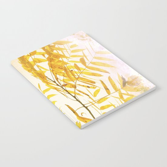 Yellow Branch Notebook