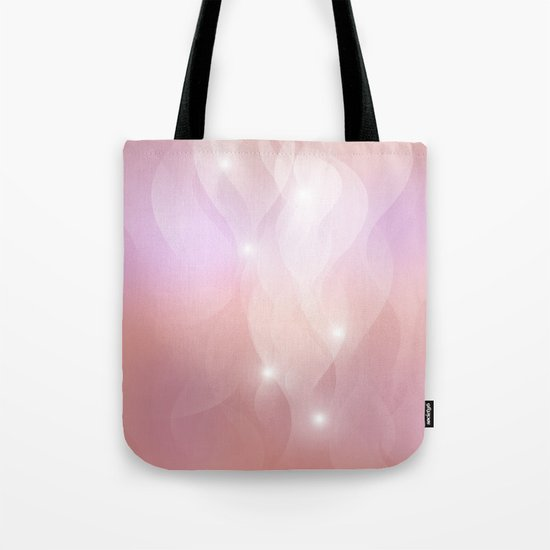 The Sound of Light and Color  Tote Bag