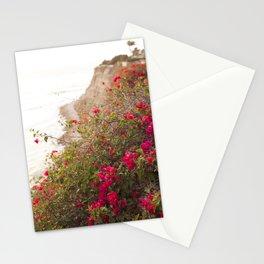 Seaside Bougainvillea Stationery Cards