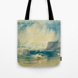 """J.M.W. Turner """"Lyme Regis"""" Tote Bag"""