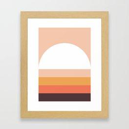 Sunseeker 03 Framed Art Print