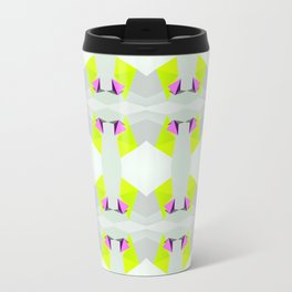 Polygon Neon Travel Mug