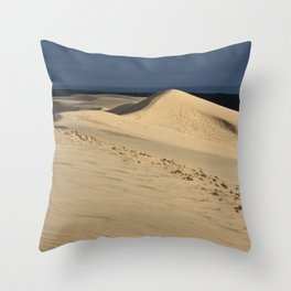 Dune du Pilat 2 Throw Pillow