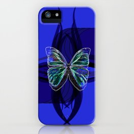 Insect, butterfly iPhone Case