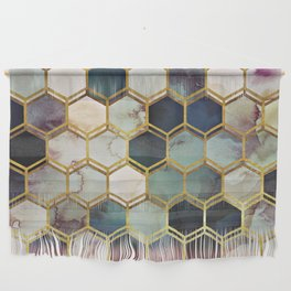 RUGGED MARBLE Wall Hanging