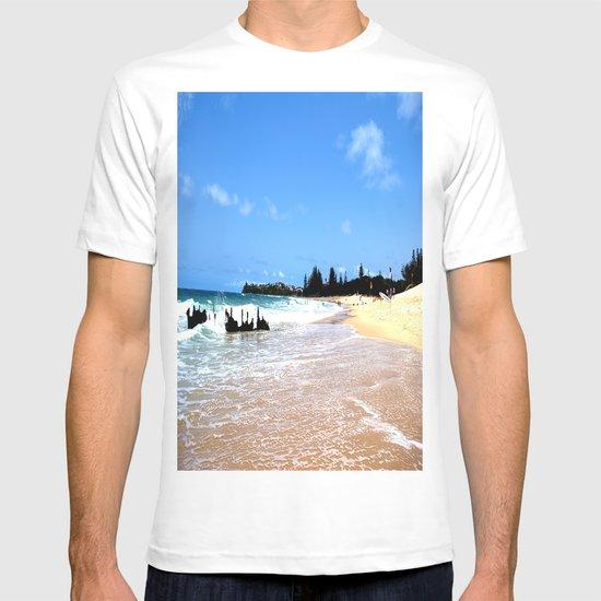 dicky ship T-shirt
