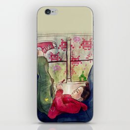Girls & Video Games iPhone Skin