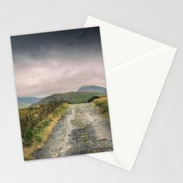 Mountain Panorama Stationery Cards