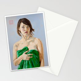 The Green Towel Stationery Cards