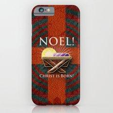 Noel! iPhone 6s Slim Case