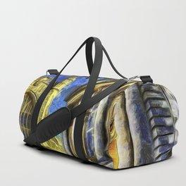 City Of Bath Vincent Van Gogh Duffle Bag