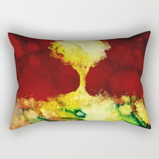 Avenue Perdu Rectangular Pillow