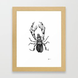 INSECT 01 Framed Art Print