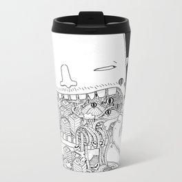Eat Millo Metal Travel Mug