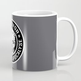 Survivor of the Zombie Apocalypse Coffee Mug