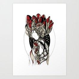 L-O-T-O Art Print