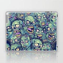 Zombie Repeatable Pattern Laptop & iPad Skin
