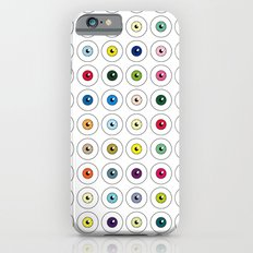 Through Damien Hirst's Eyes iPhone 6s Slim Case