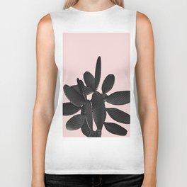 Black Blush Cactus #2 #plant #decor #art #society6 Biker Tank
