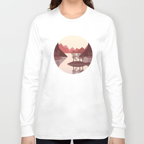 My Nature Collection No. 46 Long Sleeve T-shirt